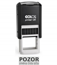 Razítko Colop printer 05